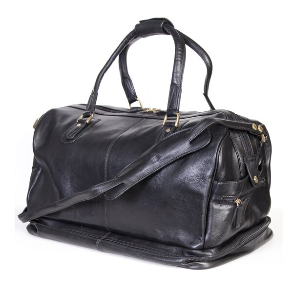 Hidesign Kensington 19 Travel Duffel by Scully