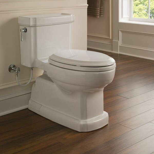 Guinevere 1.28 GPF Elongated One-Piece Toilet by Toto