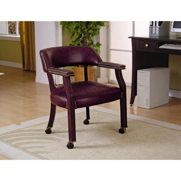 Dedham Home Office Guest Chair by Wildon Home ®
