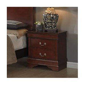 Piedmont 2 Drawer Nightstand by Cambri..