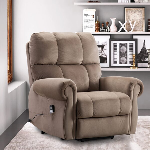 Power Reclining Heated Massage Chair W003413291