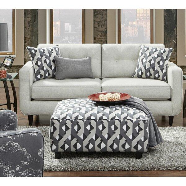 Sedgley Linen Sofa by Charlton Home