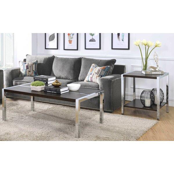 Gaelan 2 Piece Living Room Table Set by Orren Ellis Orren Ellis