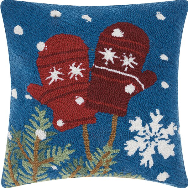 Haggerty Throw Pillow by Three Posts