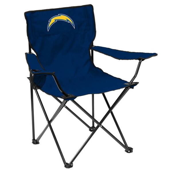 Quad Folding Camping Chair by Logo Brands