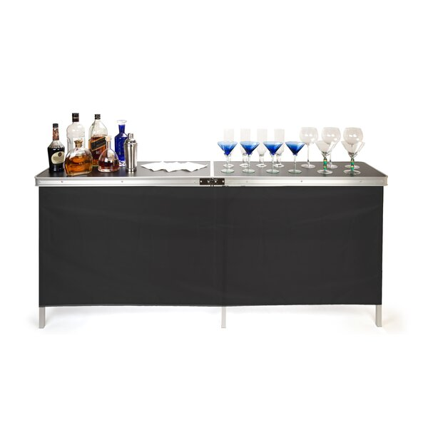 Brainard Portable Home Bar Table by Freeport Park Freeport Park