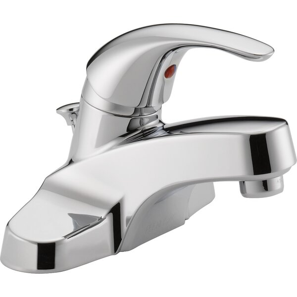 Choice Centerset Bathroom Faucet with Drain Assembly by Peerless Faucets