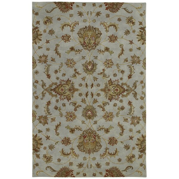 Cortland Pewter Europa Rug by Charlton Home