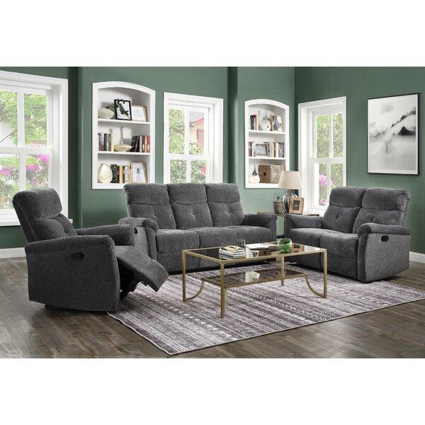 Violaine Reclining Configurable Living Room Set By Latitude Run
