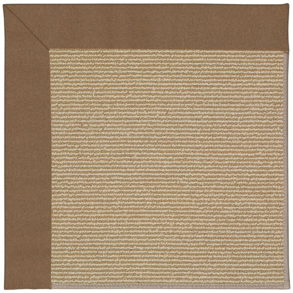 Lisle Machine Tufted Cafe Indoor/Outdoor Area Rug by Longshore Tides