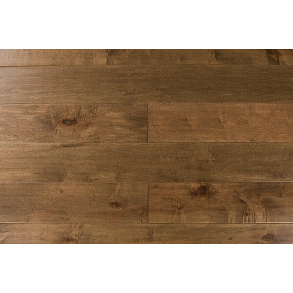 Fieldstone 7-1/2 Engineered Maple Hardwood Flooring in Century by Albero Valley