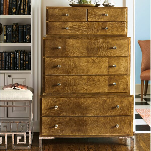 Soho Luxe 8 Drawer Chest by Bernhardt