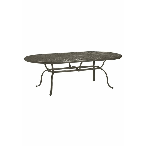 Banchetto Metal Dining Table By Tropitone by Tropitone New Design