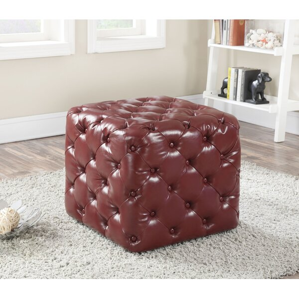 Norris Cube Ottoman by ACME Furniture