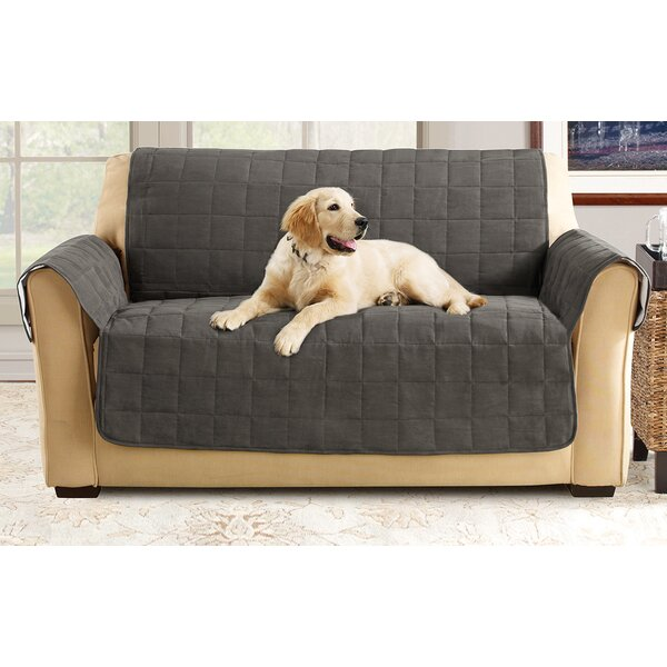 Box Cushion Loveseat Slipcover By Sure Fit Herry Up