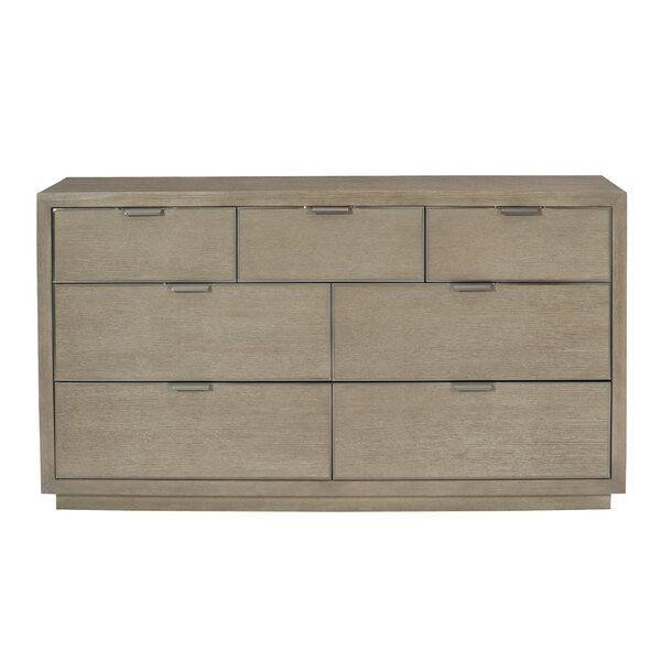 Mosaic 7 Drawer Dresser by Bernhardt