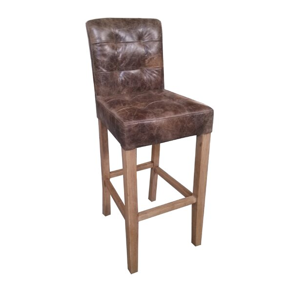Wilma 30.7 Bar Stool by 17 Stories