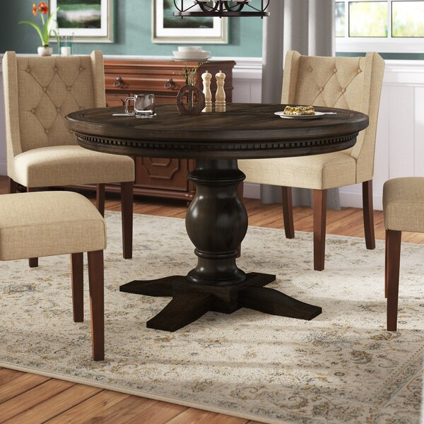 Manke Extendable Dining Table by Charlton Home