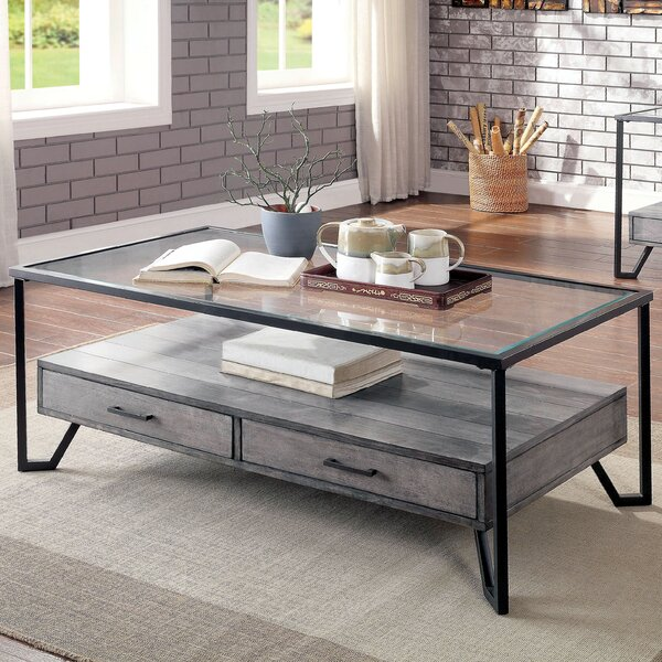 Etude Coffee Table With Storage By Brayden Studio