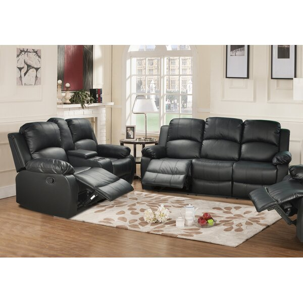 Harton Reclining 2 Piece Living Room Set by Red Barrel Studio