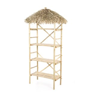 Porter 4 Tier Shelf Etagere Bookcase