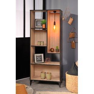 Brissette Standard Bookcase Brayden Studio