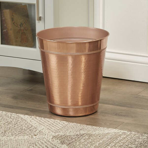 Hammered Waste Basket by Birch Lane™