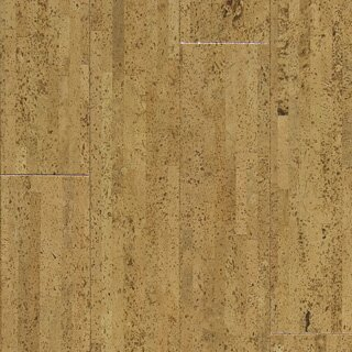 Almada 4-1/8 Cork Tile Flooring in Fila Claro by US Floors