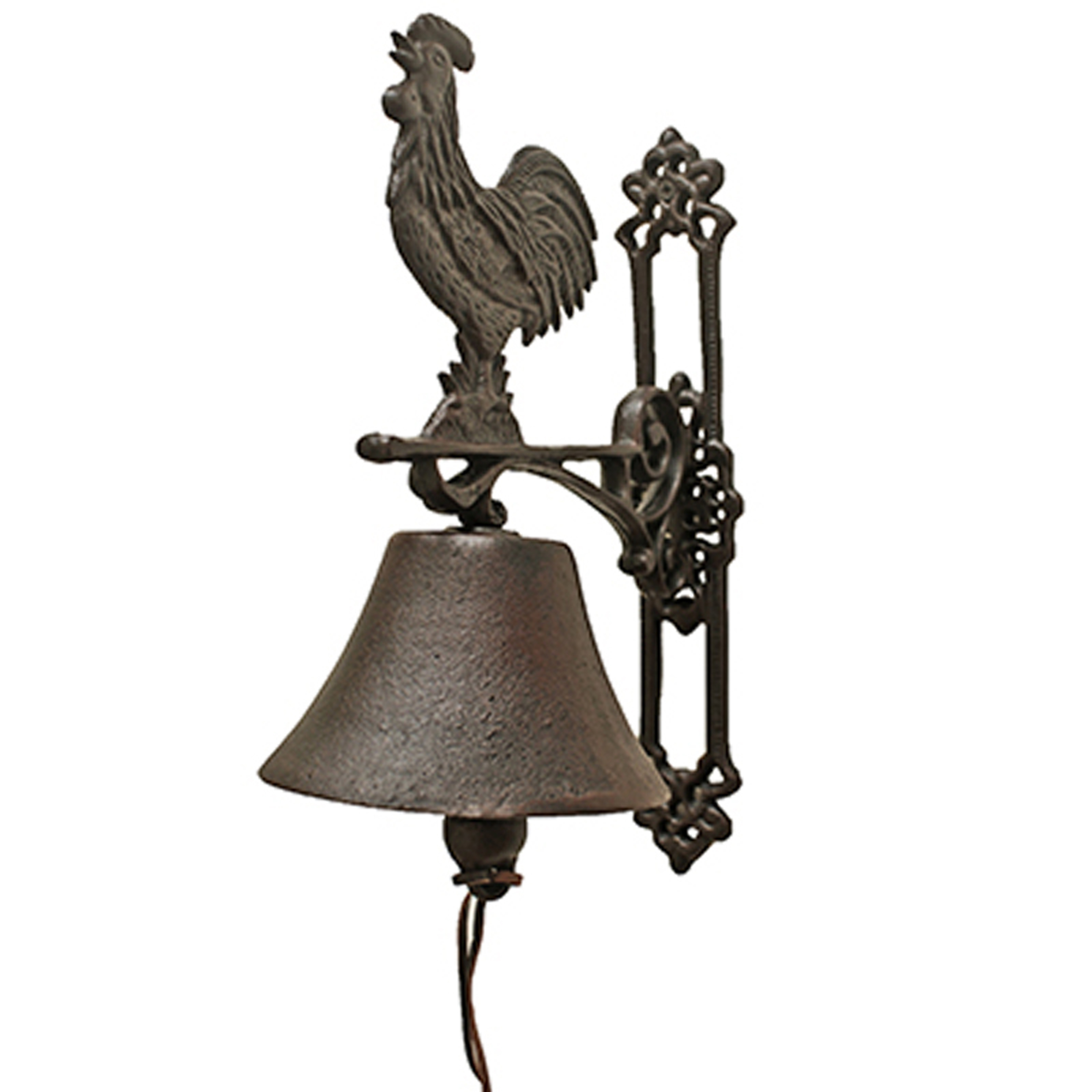 August Grove Doorbell Rooster Door Chime Wayfair How To Add A Second