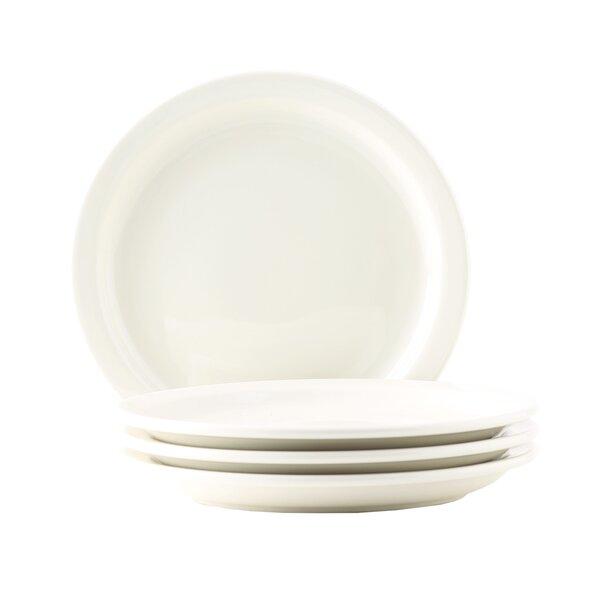 Nevada 7 Narrow Rim Salad Plate (Set of 4) by Tuxton Home
