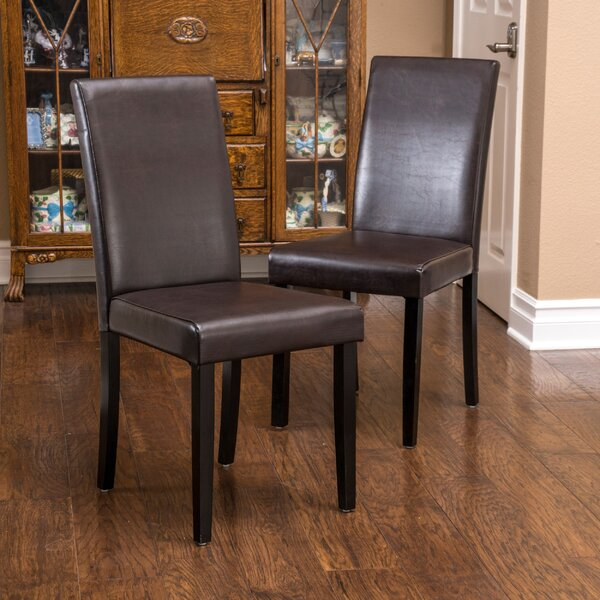 Sewell Upholstered Dining Chair (Set of 2) by Winston Porter