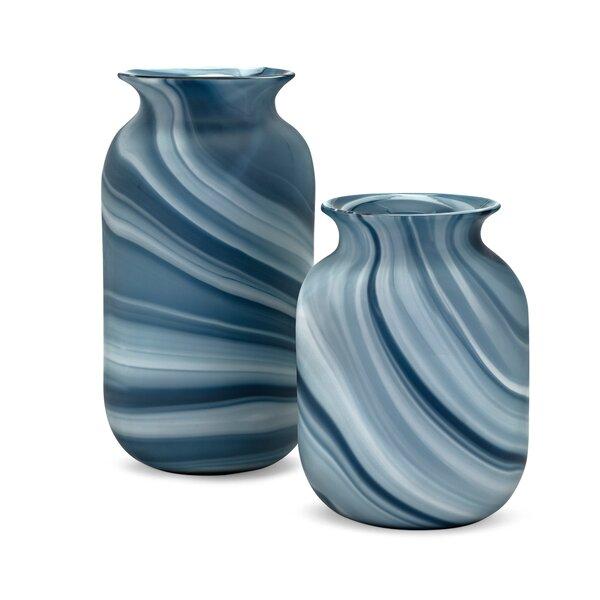 Karole Table Vase by Highland Dunes