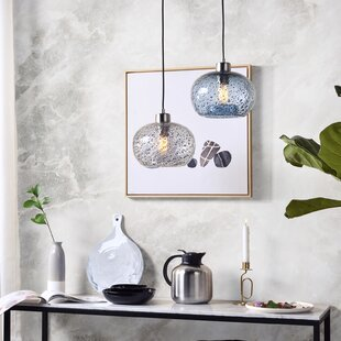Great Price 1-Light Mini Pendant By Casamotion