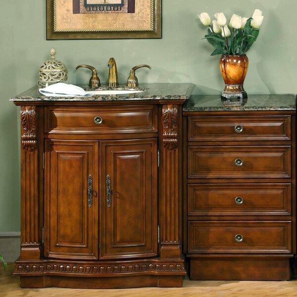 Emelia 53 Single Bathroom Vanity Set