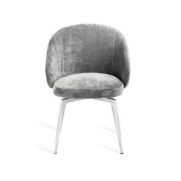 Amara Upholstered Dining Chair by Interlude