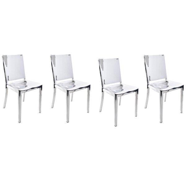 Portillo Arm Less Dining Chair (Set Of 4) By Orren Ellis