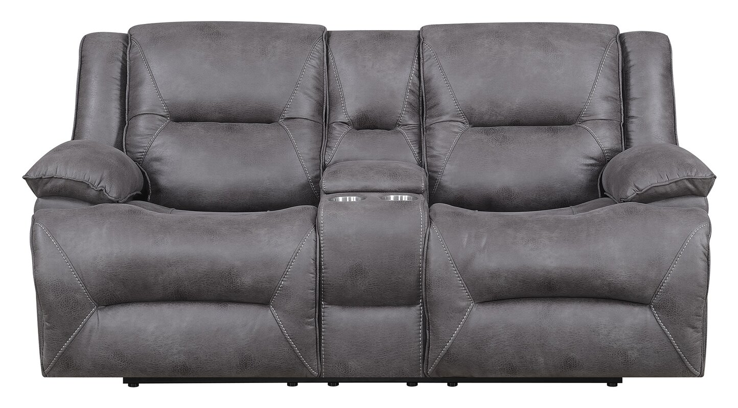Risch Reclining Loveseat By Latitude Run Absolutely Beautiful
