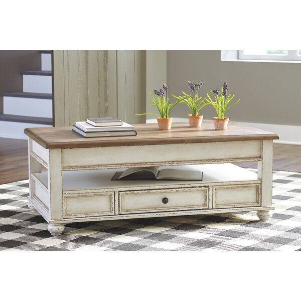 Sara Lift Top Coffee Table By Ophelia & Co.