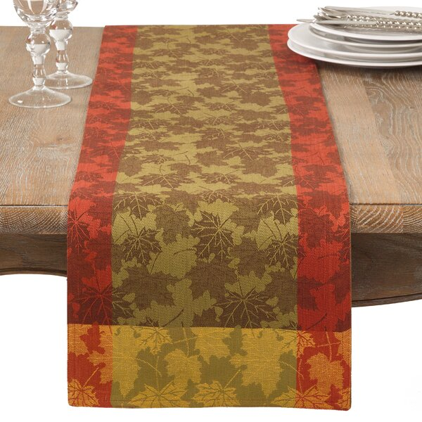 Arlington Foliage Table Runner by Loon Peak