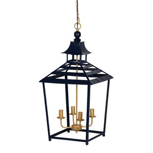 Find the perfect Tami 4-Light Candle-Style Chandelier By Darby Home Co