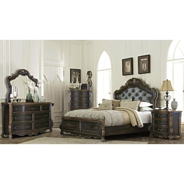 Finck Queen Standard 4 Piece Bedroom Set by Astoria Grand
