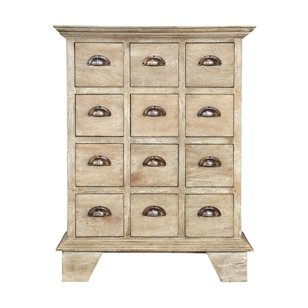 Rankins 12 Drawer Accent Chest by Alcott Hill Alcott Hill