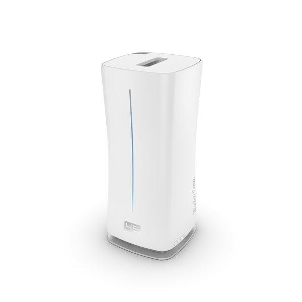 Eva 1 Gal. Ultrasonic Tableop Humidifier by Stadler Form