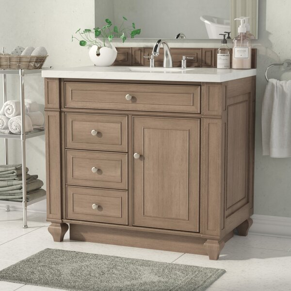 Lambrecht 36 Single Bathroom Vanity Set by Alcott Hill