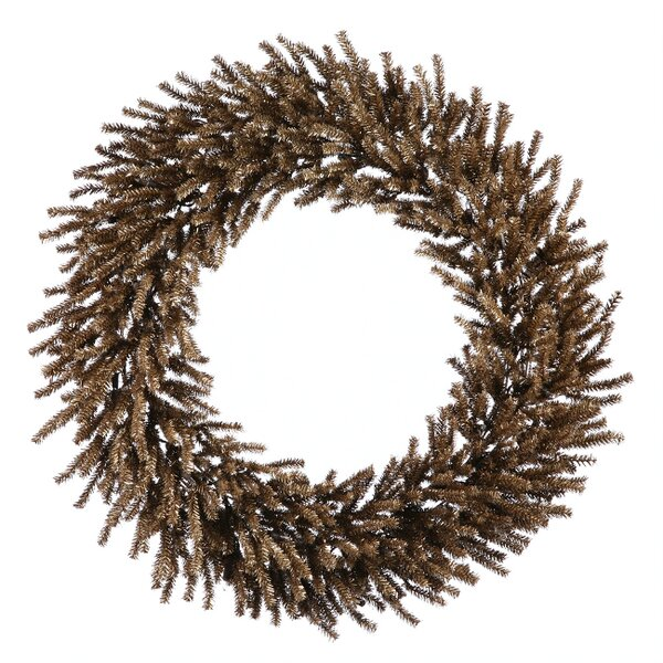 30 Artificial Sparkling Christmas Wreath by Vickerman