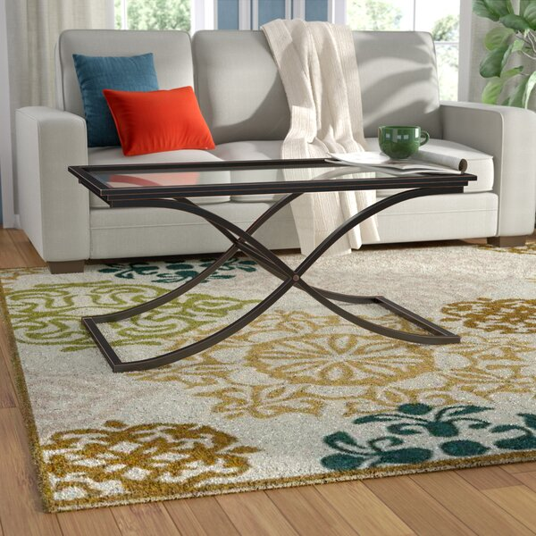 Hamden Coffee Table by Three Posts