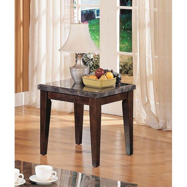 Halethorpe End Table by Red Barrel Studio
