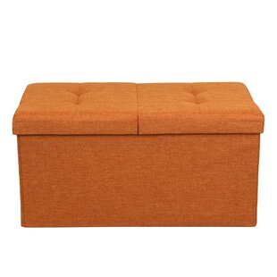 Read Reviews Smart Lift Top Upholstered Storage Ottoman ByBest Price Quality