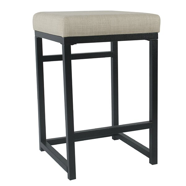 Ectasia 24 Bar Stool by Gracie Oaks
