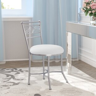 Miraculous Galasso Vanity Stool Gmtry Best Dining Table And Chair Ideas Images Gmtryco